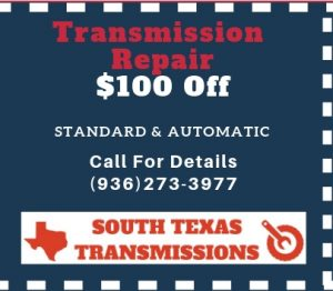 Transmission Repair Shop Spring TX Coupon