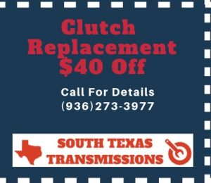 Transmission Repair Shop Spring TX Clutch Coupon