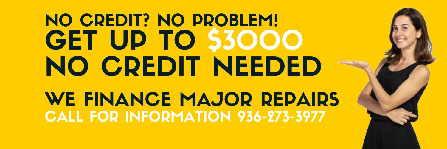 Get Up to $3000 No Credit Needed - Spring TX Transmission Repair
