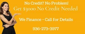 WE Finance- South Texas Transmission Repair - Spring TX